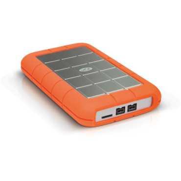 LaCie Rugged Triple USB 3.0 (LAC9000448) 2TB External Hard Drive