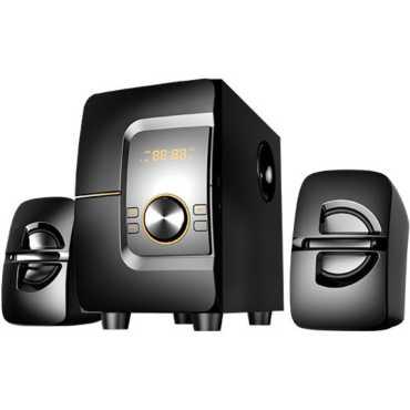 Intex IT-Bang SUF 2.1 Multimedia Speakers - Black