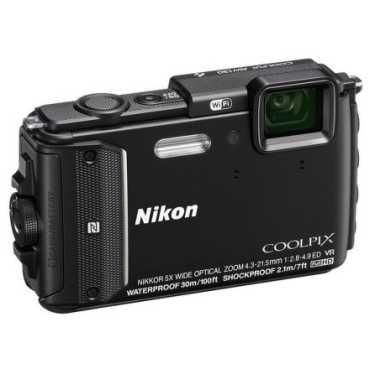 Nikon Coolpix W300 Digital Camera - Black | Orange | Yellow
