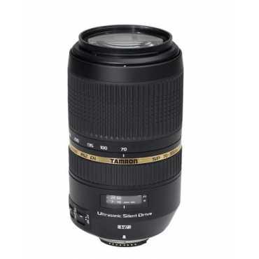 Tamron SP AF 70-300mm F/4-5.6 Di VC USD Lens (for Nikon DSLR) - Black