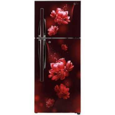 LG GL-T292RSCX 260 L 3 Star Inverter Frost Free Double Door Refrigerator