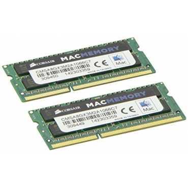 Corsair (CMSA8GX3M2A1066C7) 8GB DDR3 Ram - White