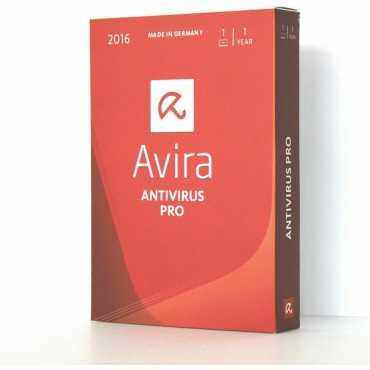 Avira Antivirus Pro 2016 1PC 1Year - Red