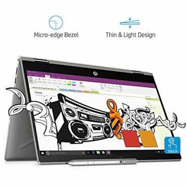 HP Pavilion x360 14-CD0050TU Laptop - Silver