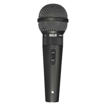 Ahuja AUD-59XLR Microphone - Black