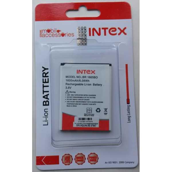 Intex BR 1665BO 1600mAh Battery