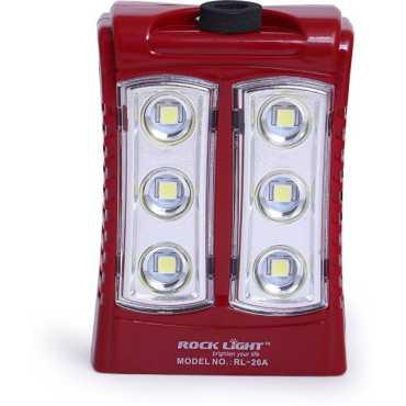 Rocklight RL26A Rechargable Emergency Light