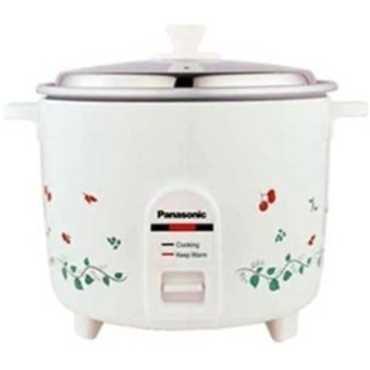 Panasonic SR WA18HK Electric Cooker - White