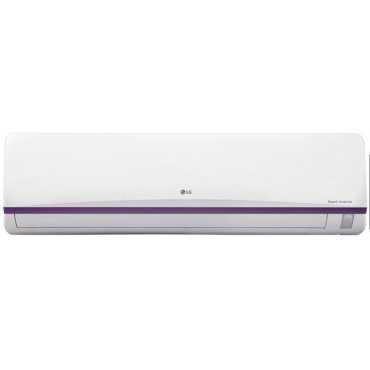 LG JS-Q12BTXD 1 Ton 3 Star Inverter Split Air Conditioner - White