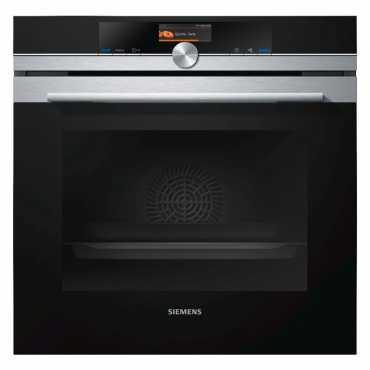 Siemens HB676G5S1 71L Combi Oven - Black