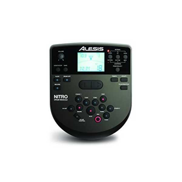 Alesis Nitro Electronic Drum Kit - Black