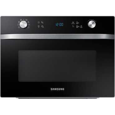 Samsung MC35J8055QT 35 L Convection Microwave oven - Silver & Black