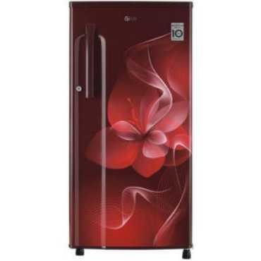 LG GL-B191KSDX 188 L 3 Star Inverter Direct Cool Single Door Refrigerator
