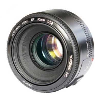 YONGNUO EF 50mm f1 8 Lens For Nikon