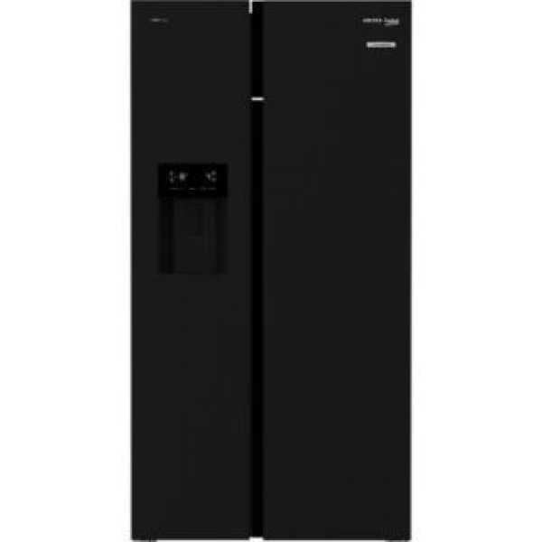 Voltas RSB65GF 634 L Inverter Frost Free Side By Side Door Refrigerator
