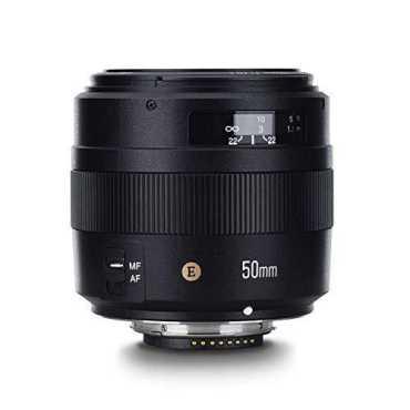 YONGNUO YN50mm F1 4N E Camera Lens for Nikon