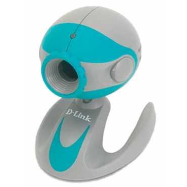 D-Link VisualStream DSB-C110 USB Webcam