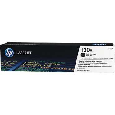 HP 130A Laserjet Pro Black Toner - Black
