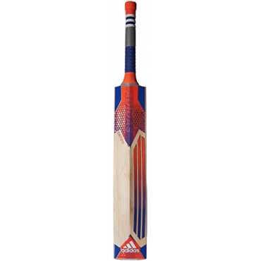 Adidas AY1491 Pellara Elite Cricket Bat Short Handle - Red