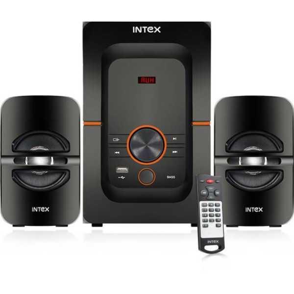 Intex Bang Plus FMUB OS  2.1 Bluetooth Speaker
