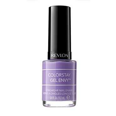 Revlon Colorstay Gel Envy Longwear Nail Enamel (420-Winning Streak) - Winning Streak | Purple