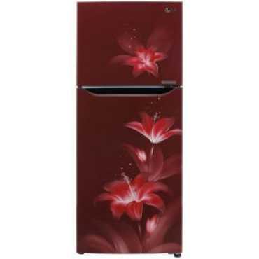 LG GL-T292SRGY 260 L 2 Star Inverter Frost Free Double Door Refrigerator