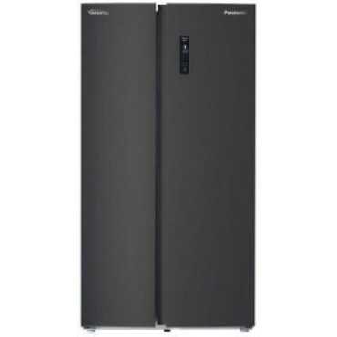 Panasonic NR-BS62MKX1 592 L Inverter Frost Free Side By Side Door Refrigerator