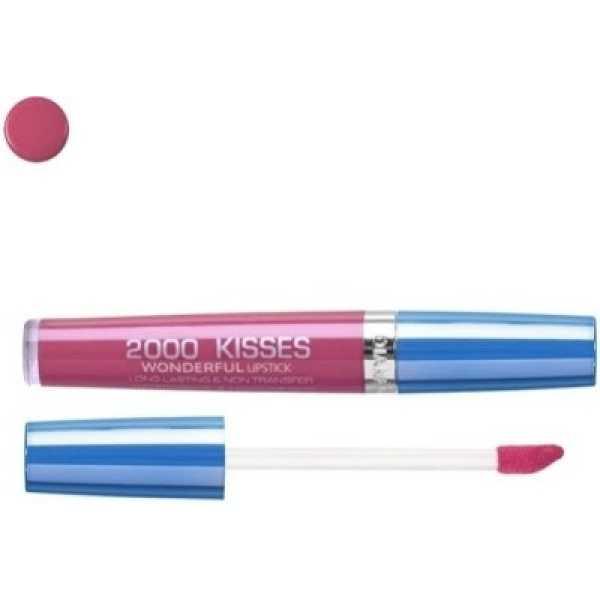 Diana of London 2000 Kisses Wonderful Lipstick (30-Berry Pink) - Pink