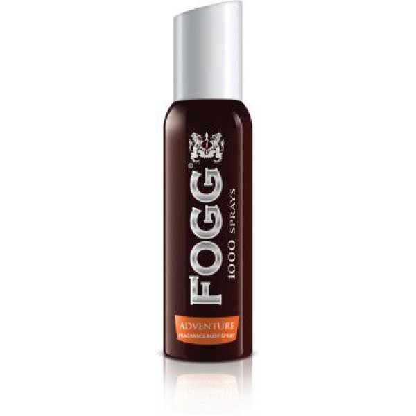 Fogg 1000 Sprays Adventure Body Spray