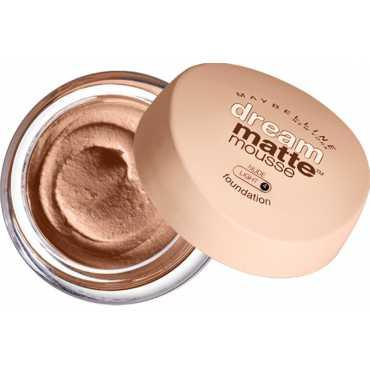 Maybelline Dream Matte Mousse Foundation (Nude Light 4)