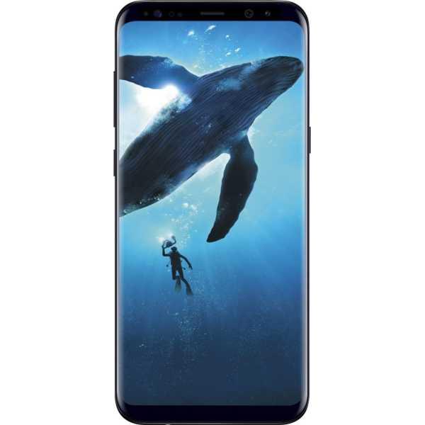 Samsung Galaxy S8 Plus 128GB - Black