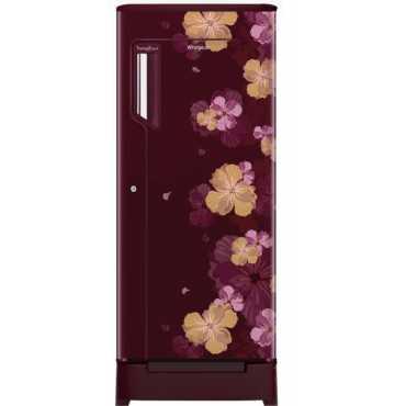 Whirlpool 215 Ice Magic Powercool Roy 200 L 4 Star Direct Cool Single Door Refrigerator (Azalea) - Red
