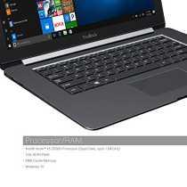 RDP ThinBook 1430 Laptop - Black
