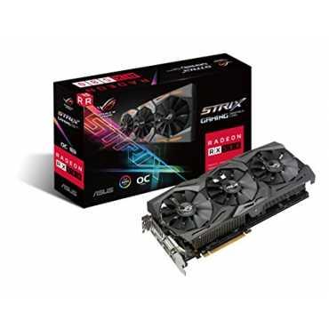 Asus ROG Strix Radeon RX 580 8GB DDR5 Graphic Card