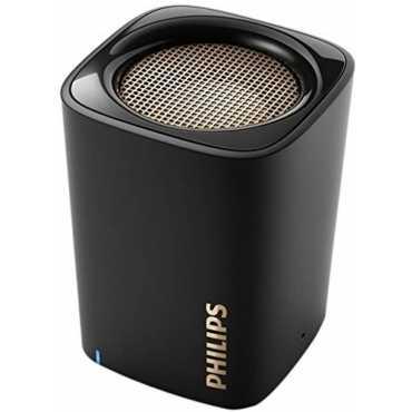 Philips BT100 Wireless Speaker - White | Black | Pink | Violet