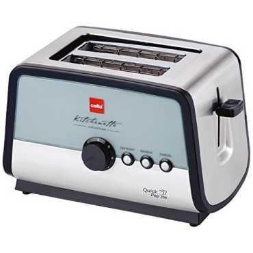 Cello Quick Pop 200 850W Pop Up Toaster - Blue | Black