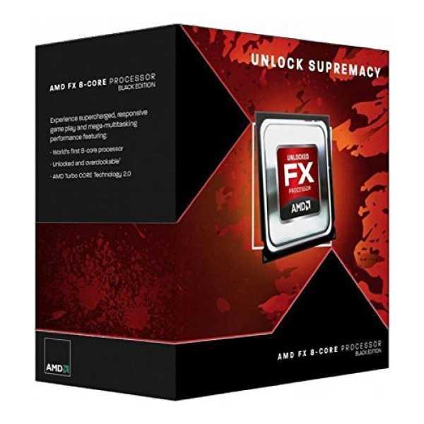 AMD 4GHz AM3+ FX 8350 Processor