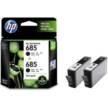 HP 685 (LOS22AA) Twin Black Ink - Black