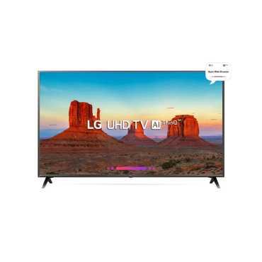 LG 43UK6560PTC 43 Inch Ultra HD Smart LED TV