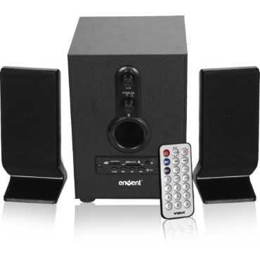 Envent Deejay 303 (ET-SP21303) 2.1 Home Audio Speaker System - Black