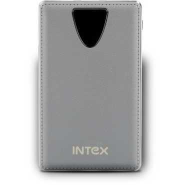 Intex IT-PB8K Poly 8000mAh Power Bank - Black | Grey
