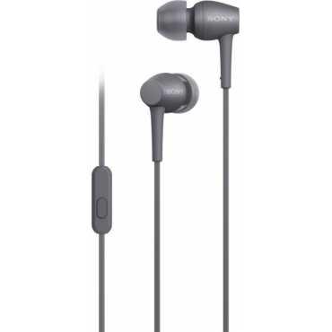 Sony IER-H500A Wired In- Ear Headset - Black | Blue