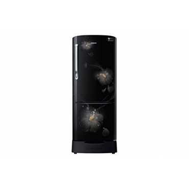 Samsung RR22N383ZB3/HL 212 L 3 Star Inverter Direct Cool Single Door Refrigerator (Rose Mallow) - Red | Black | Blue