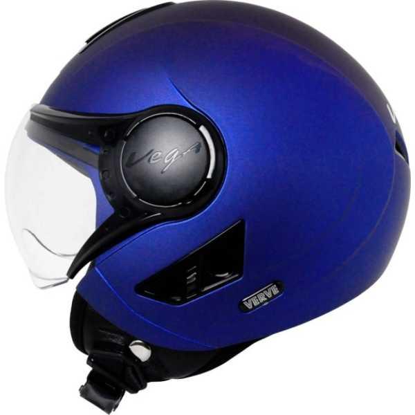 b27a9da4 Vega Verve Open Face Motorsports Helmet (Medium) Price in India ...