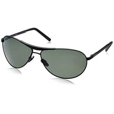 Aviator Unisex Sunglasses (M062GR2|Grey)