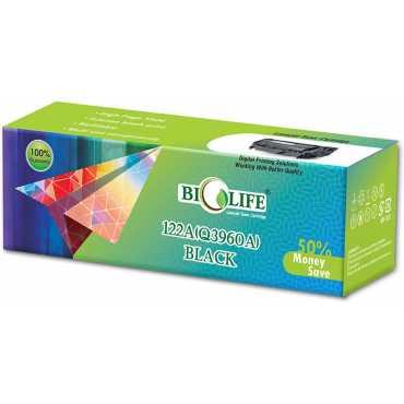 Bio Life 122A /Q3960A Black Toner Cartridge - Black