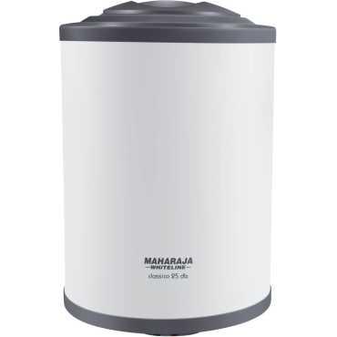 Maharaja Whiteline Classico Dlx-25 25 Litres Storage Water Geyser - White