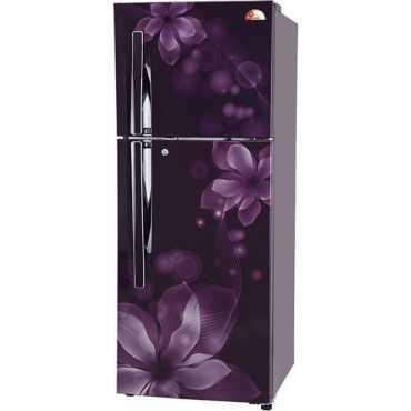 LG GL-T292RPOY 260L 2S Double Door Refrigerator (Orchid) - Purple