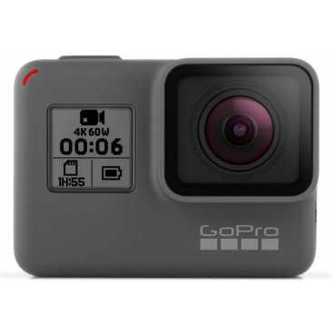GoPro CHDHX-601-RW Hero 6 Sports & Action Camera - Black