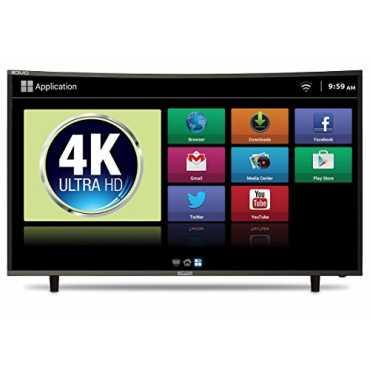 Mitashi MiCE050v34 49 Inch 4K Ultra HD Curved Smart LED TV